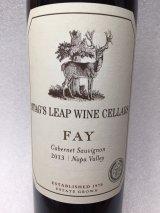 スタッグスリープ・ワイン・セラーズ FAY カベルネ・ソーヴィニヨン 2013